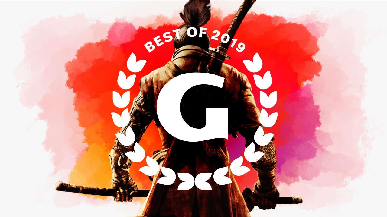 Gamespot年度最佳游戏:《只狼》