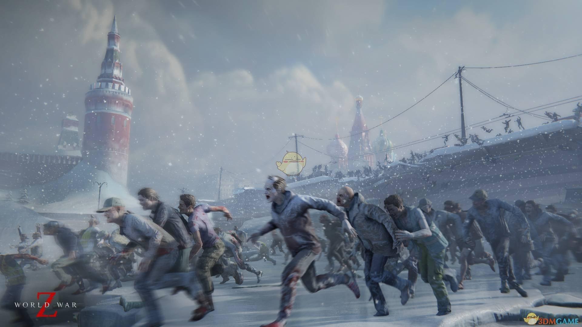 《僵尸世界大战》微冲UZI-蛇咬武器个人向点评