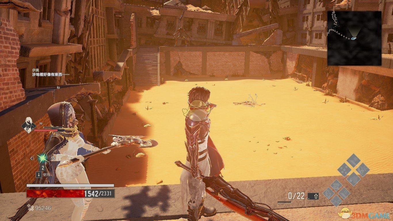 《噬血代码》沙漠地图坑爹指数盘点
