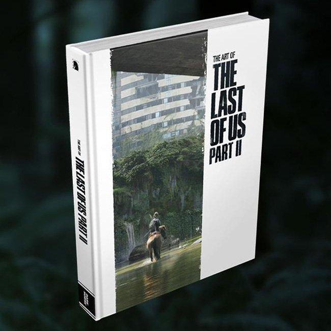 《最后的生还者2》艺术集随游戏一同延期 紧跟游戏发售