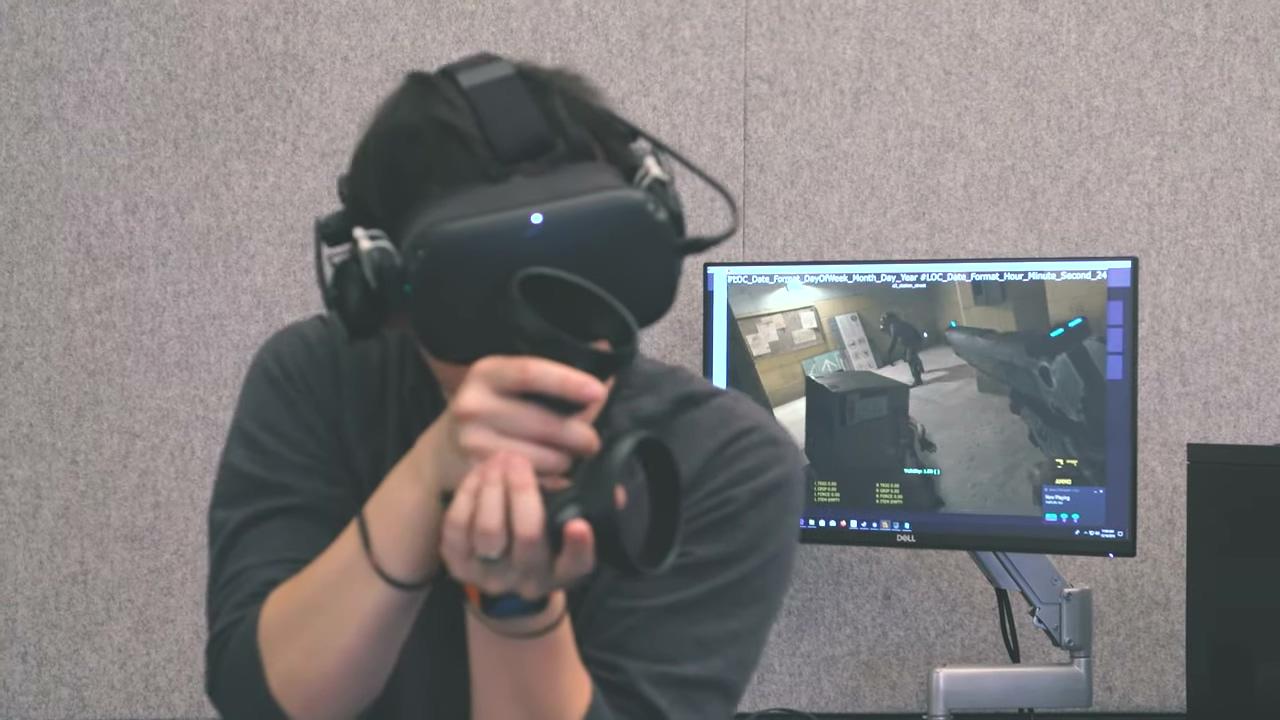 《半条命:Alyx》演示首曝 终于知道为什么是VR独占了