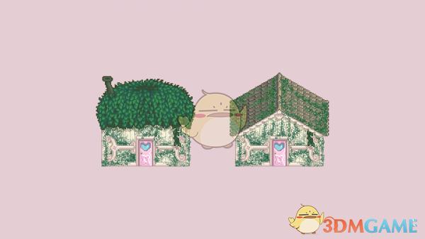 《星露谷物语》魔法花园小屋MOD