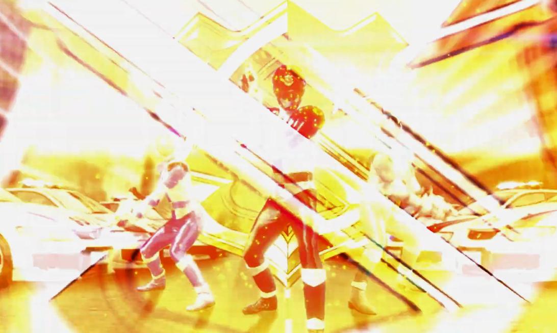 超等战队大混战。「骑士龙战队VS」最新的特摄片子2020年2月上映