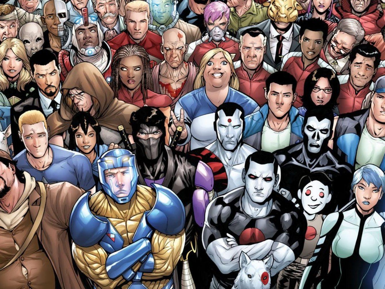 Valiant漫画公司签约授权开发《喋血战士》等游戏
