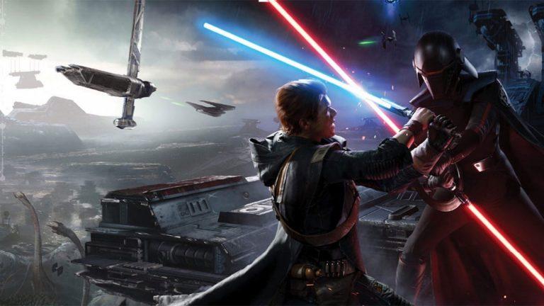 《星球大战绝地:陨落的武士团》11月数字版销量曝光