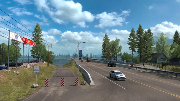 《美国卡车模拟》新DLC公开:前往爱达荷州!
