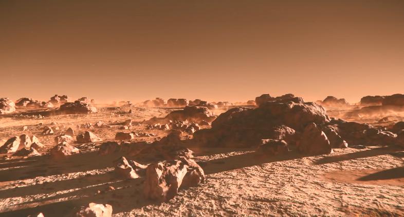 《星际公民》Alpha3.8版本更新:采用新技术和天气效果