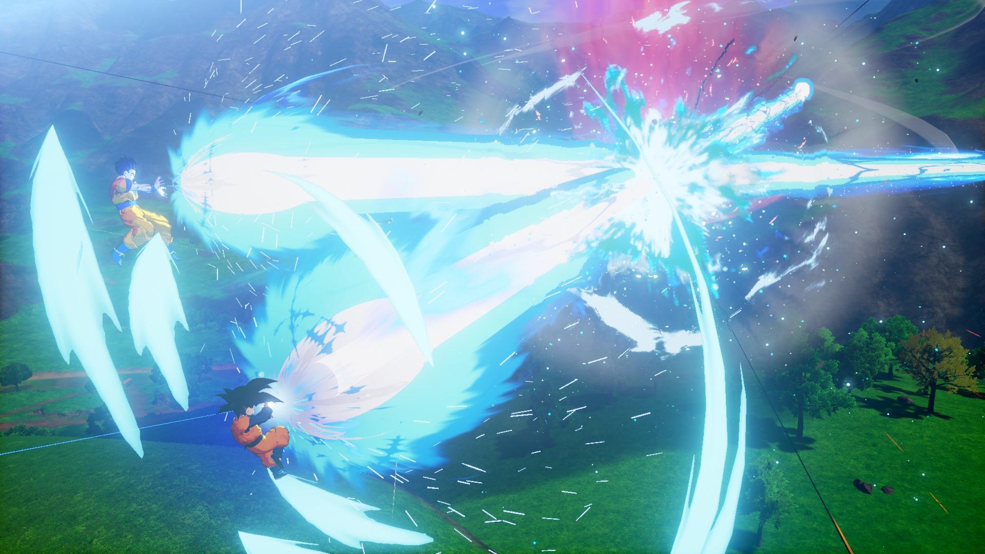 《龙珠Z:卡卡罗特》新截图 悟天人造人18号登场