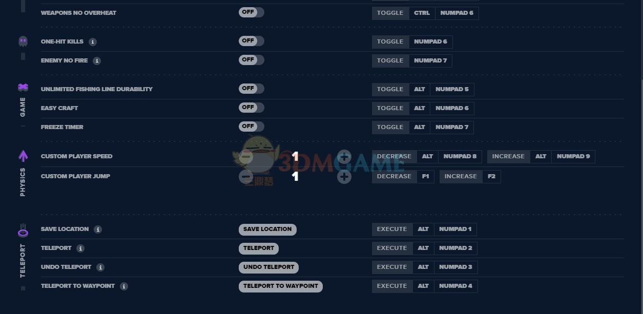 《孤岛惊魂5》v2019.12.20二十八项修改器[MrAntiFun][Steam]