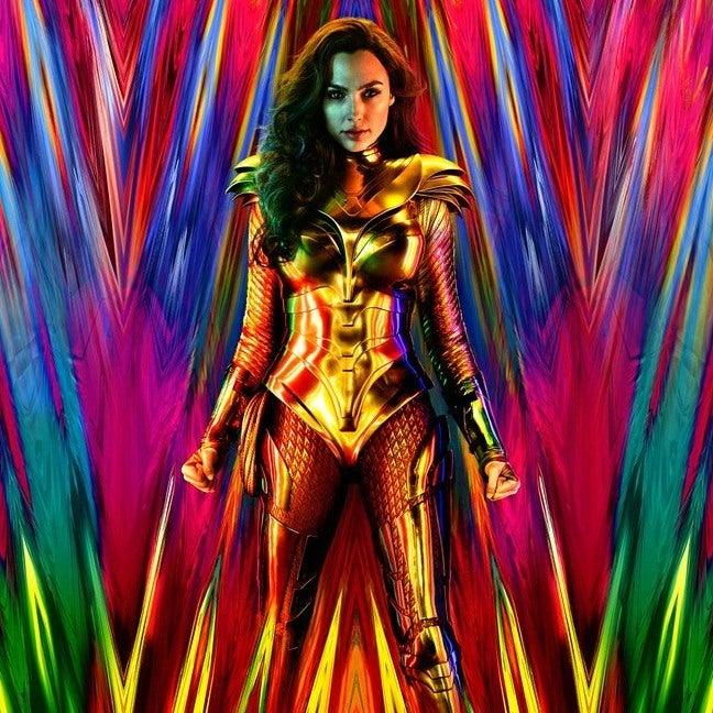 《神奇女侠2》全新剧照 女神使用真言套索在商场飞荡