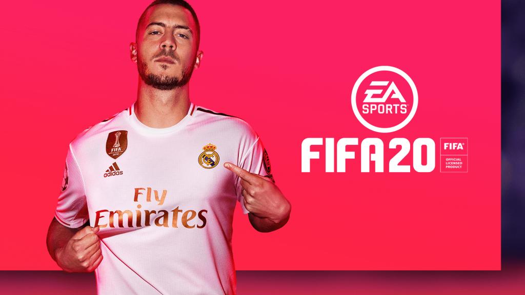 欧洲、中东、非洲游戏周榜:《FIFA 20》连续三周称霸