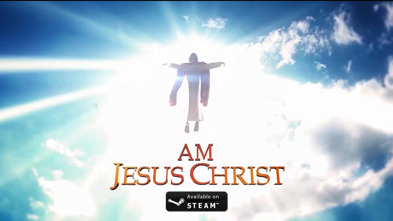 同庆圣诞 另类角色扮演《我是耶稣》发布新预告片