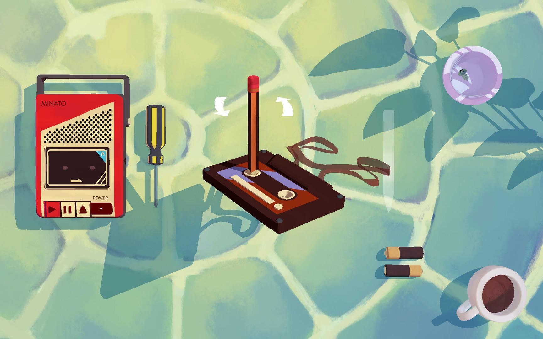 《纪念碑谷》开发商新作上架Steam 明年一季度发售