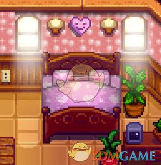 《星露谷物语》NPC卧室美化MOD