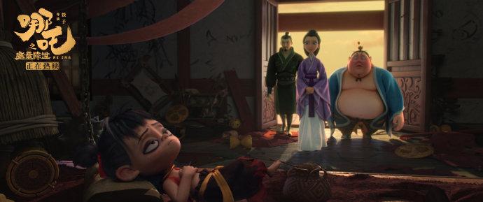 《哪吒之魔童降世》票房补录后突破50亿 位列票房榜次席