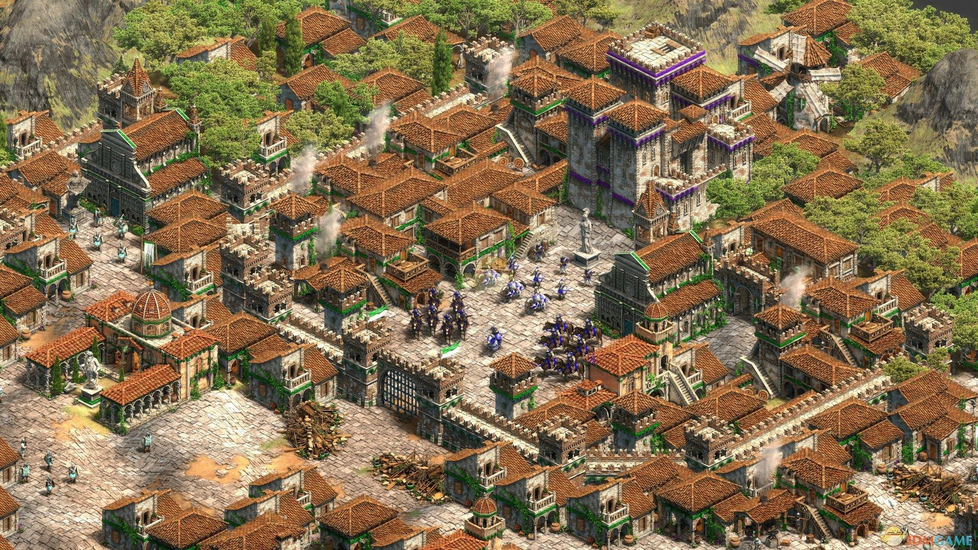 《帝国时代2:决定版》作弊码一览