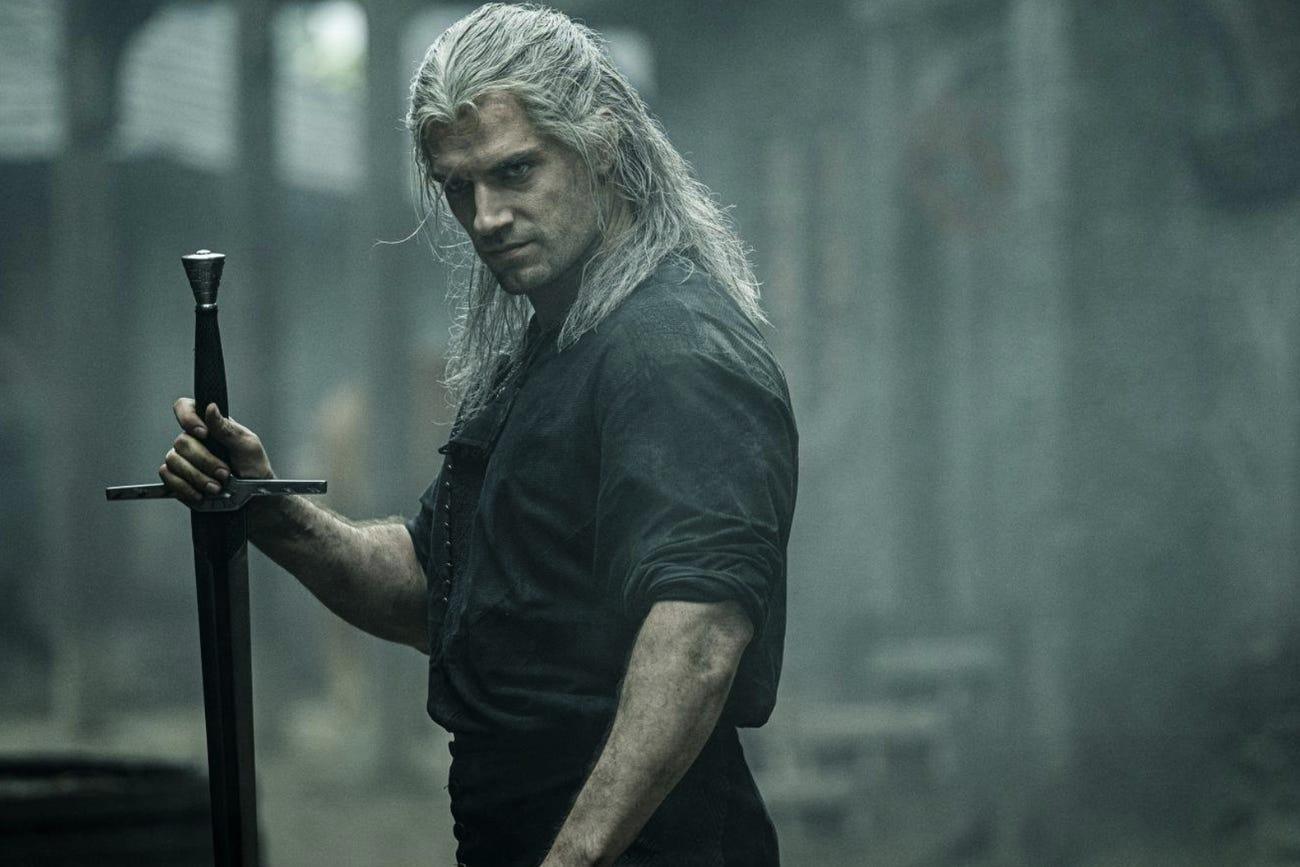 《巫师》自首播到圣诞假期位列最受欢迎美剧第三