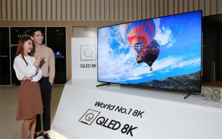 三星电视获得首个8K HDMI 2.1认证