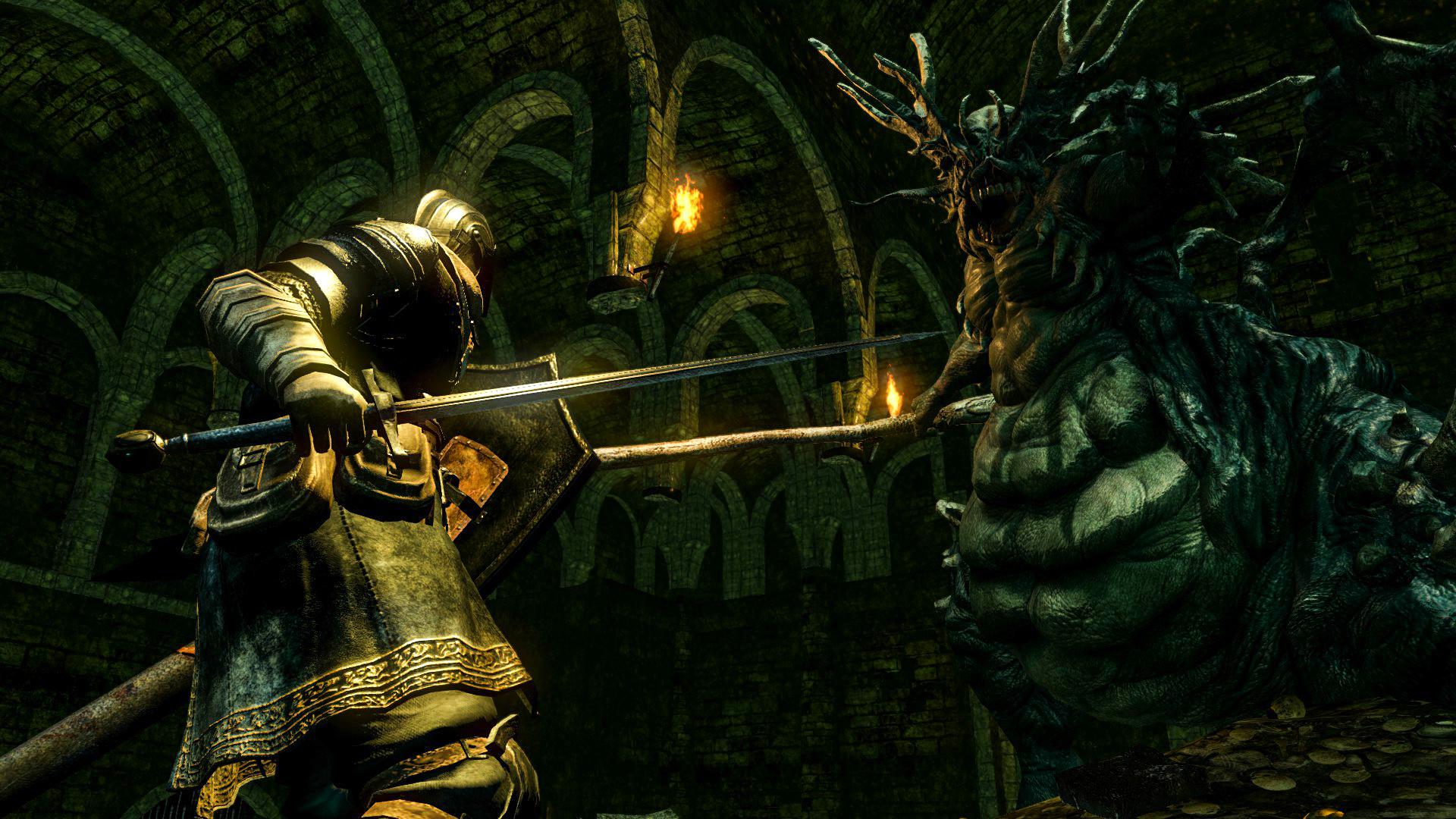 重返罗德兰 《黑暗之魂:重制版》Steam新史低促销
