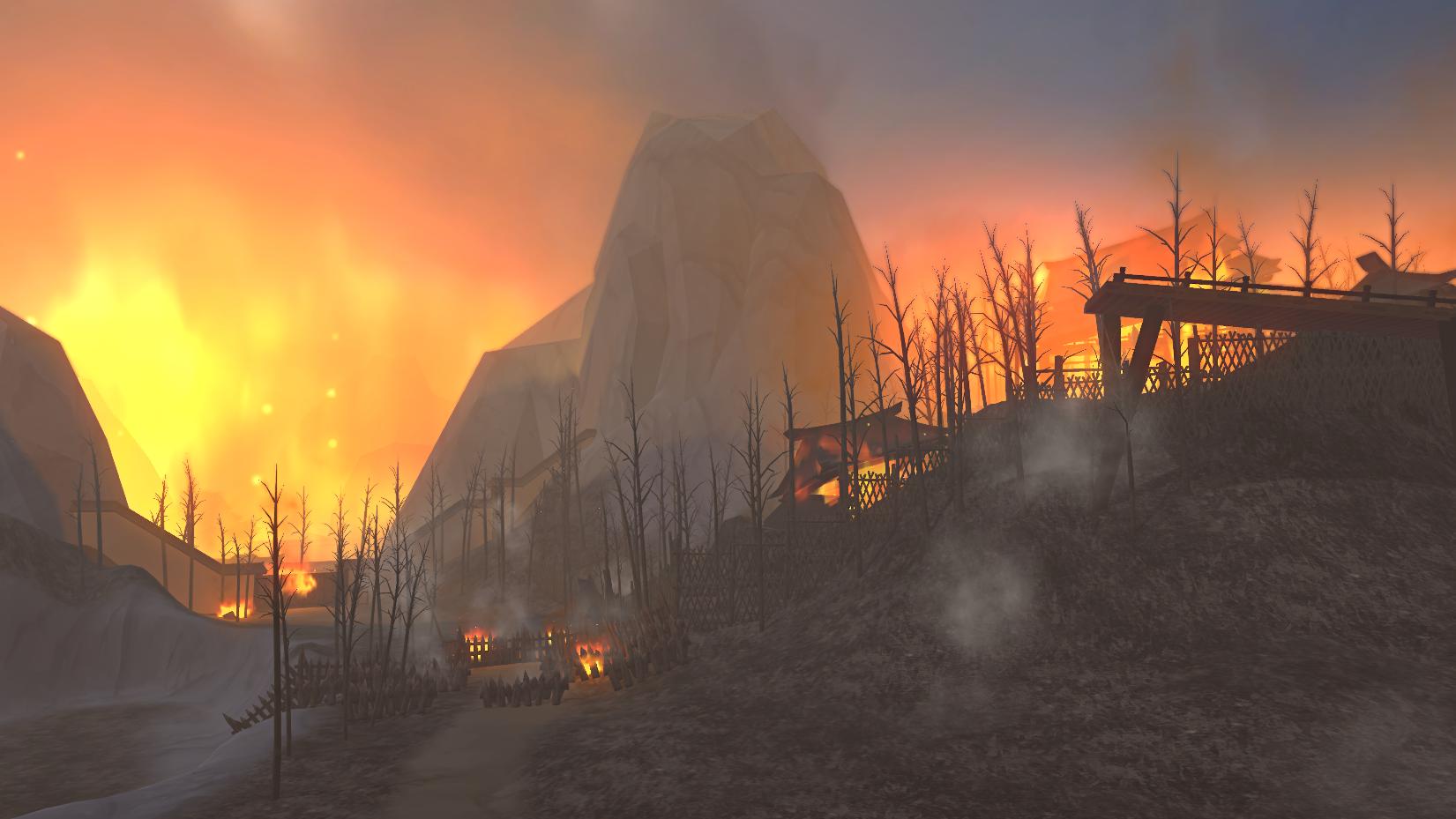 国产单机ARPG游戏《牧剑》将于元旦在STEAM发售