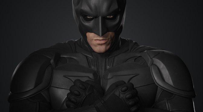 粉絲利用虛幻4自制《蝙蝠俠》全新3D角色模型