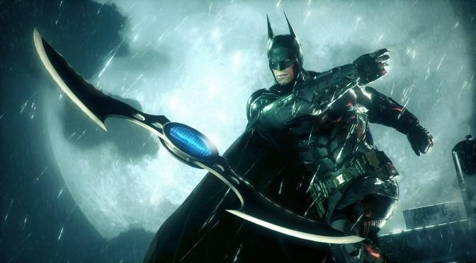 《蝙蝠俠:阿卡姆騎士》新Mod允許玩家修改FOV