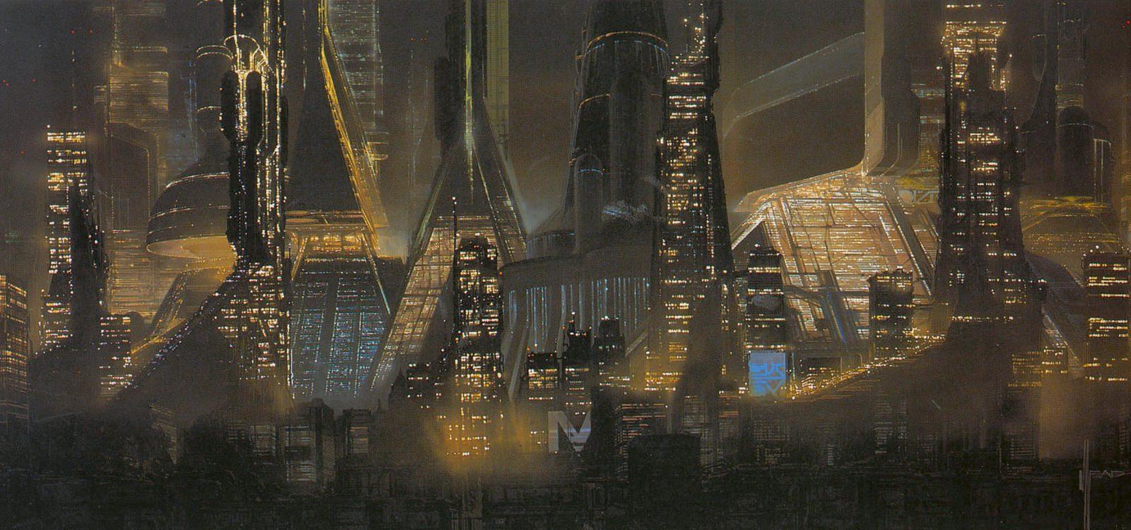 科幻設計大師賽得·米德去世 曾參與《銀翼殺手》概念創作