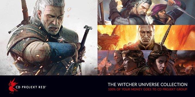 GOG推出《巫師》系列特惠合集 5款游戲僅售95元
