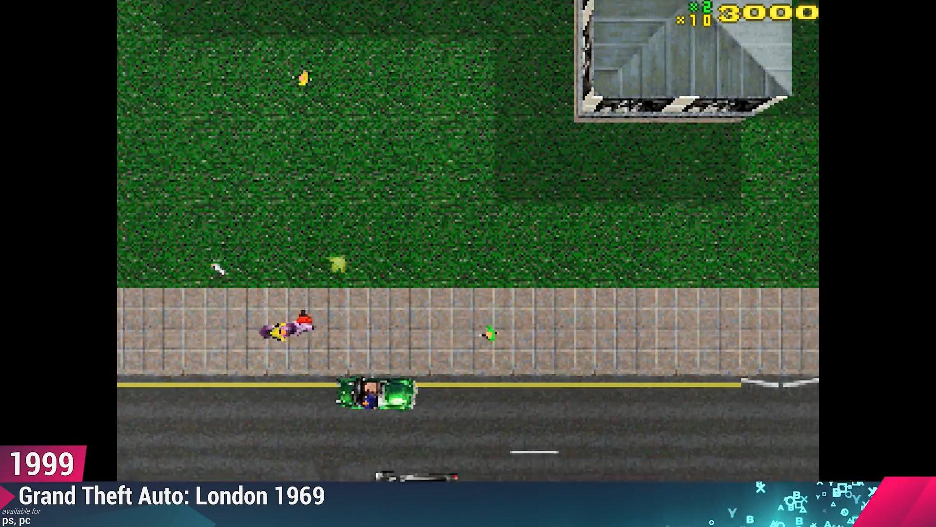 20余年沧桑巨变 《GTA》系列摩托车变迁史