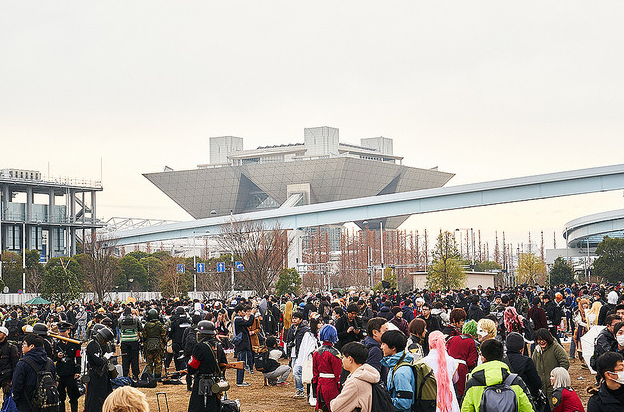 C97同人動漫大展閉幕 4天參與人數75萬再創歷史新高