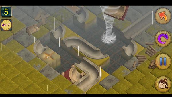 益智休闲游戏《大禹治水》上架Steam 1月4日发售
