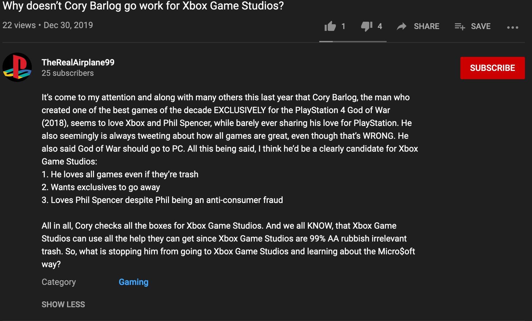 传闻称《战神4》制作人要加盟微软 本人回复了