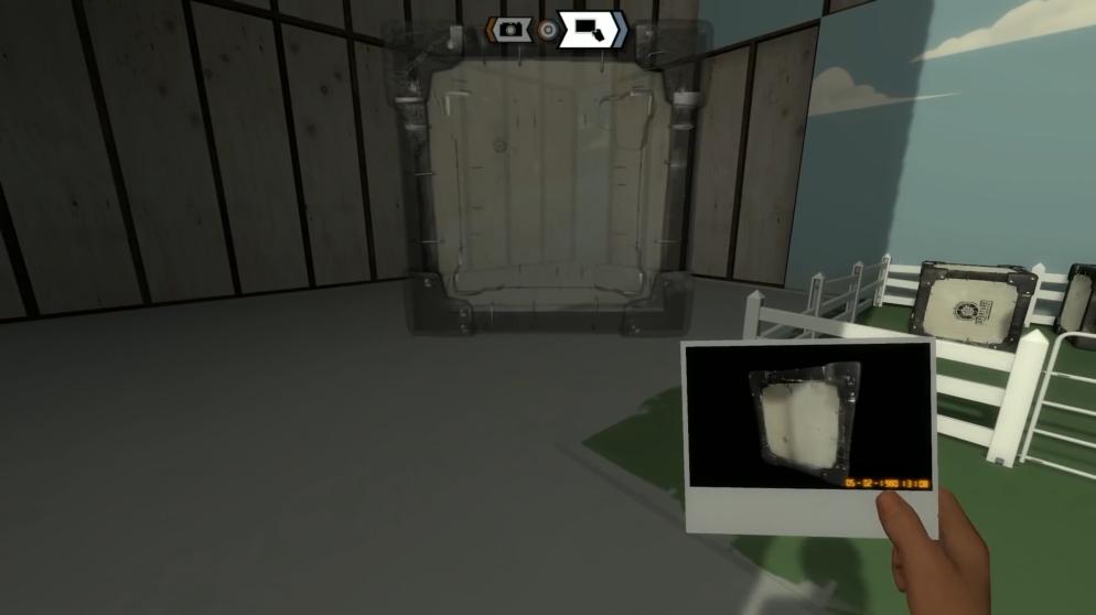 拍立得解谜 《传送门》被取消的前作玩法演示公开