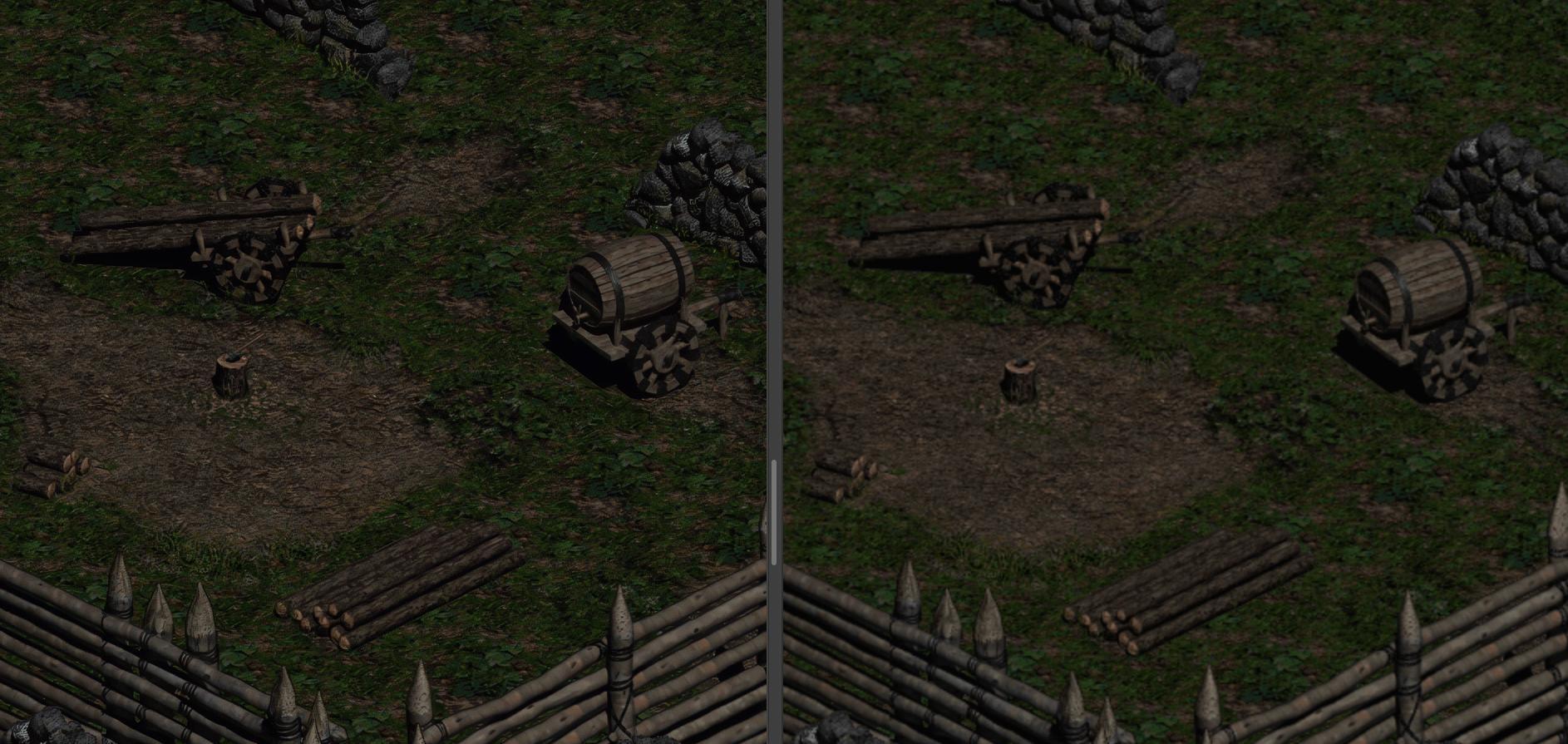 《暗黑破坏神2》复刻版长啥样?有玩家自己做了个