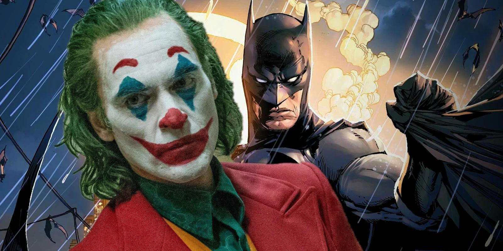 电影《小丑》背景下会诞生什么样的蝙蝠侠?导演也很好奇