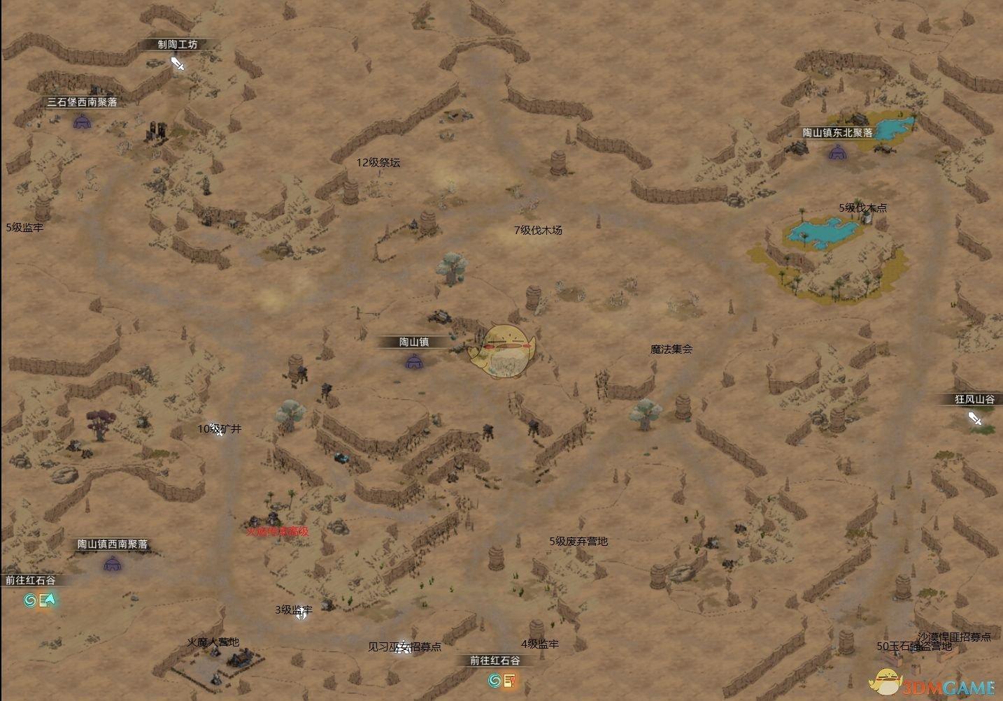 《部落与弯刀》图文上手指南 系统详解教程及玩法技巧