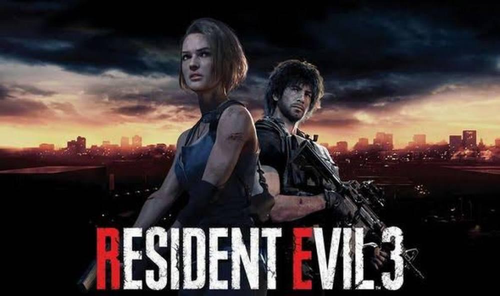 《生化危机3:重制版》PS4主题曝光 PSN预购获得