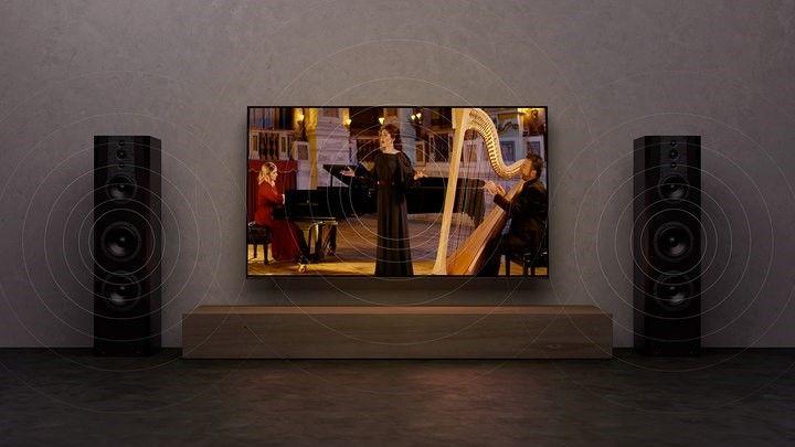 高帧率8K?索尼CES大会新电视专为次世代主机量身定做