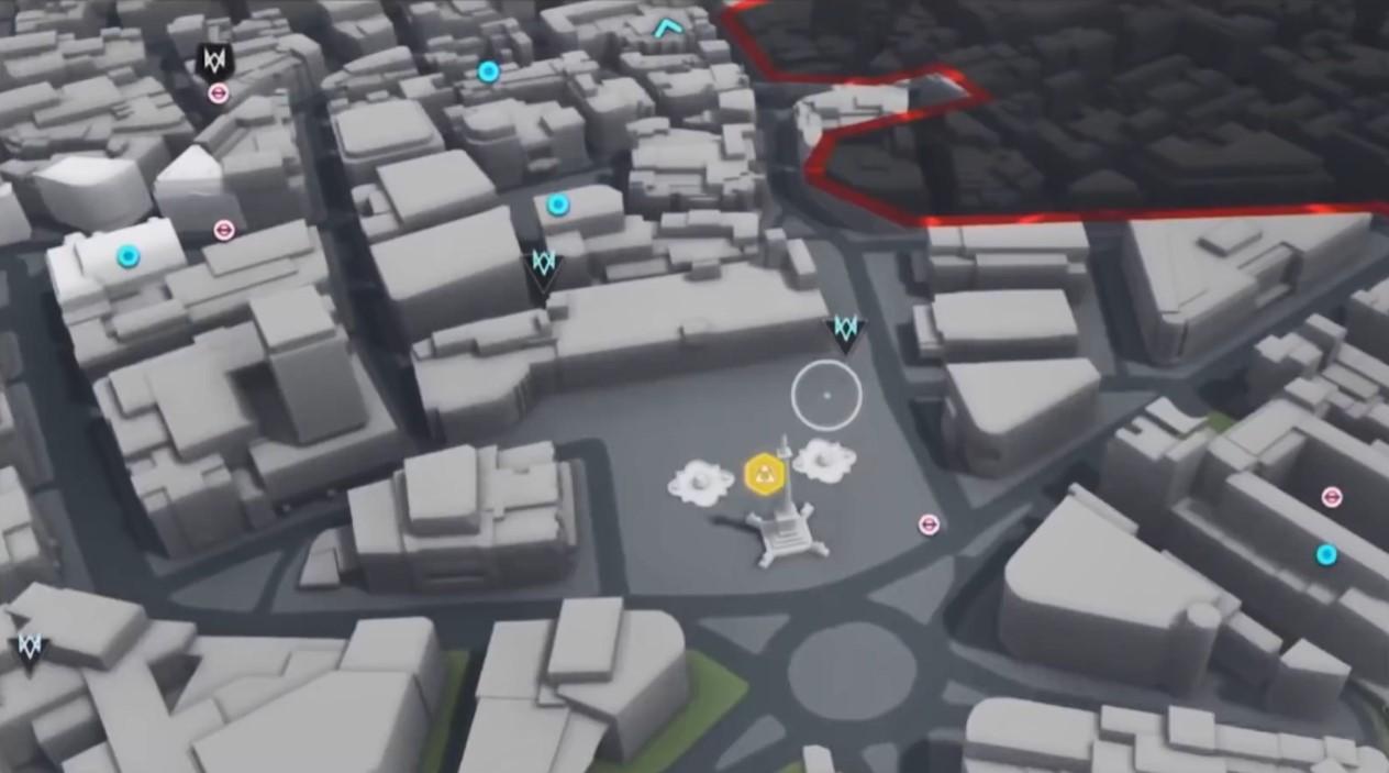 《看门狗:军团》26分钟实机演示 玩法全面呈现