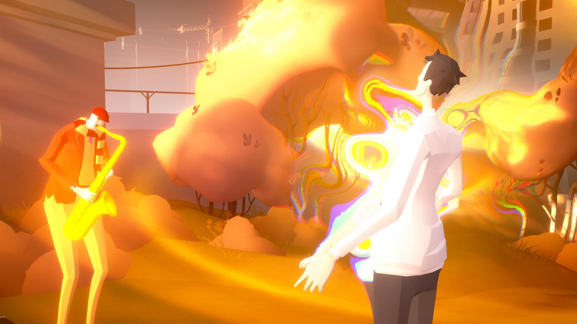 冒险游戏《马赛克》将于1月23日登陆主机平台