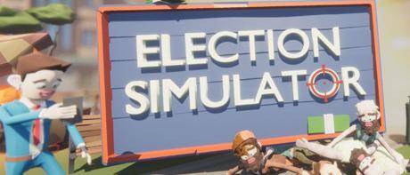 《选举模拟器》英文免安装版
