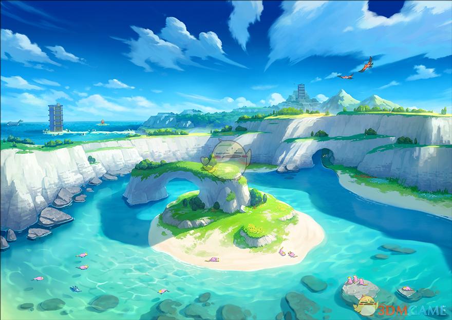 《宝可梦:剑/盾》铠岛内容介绍