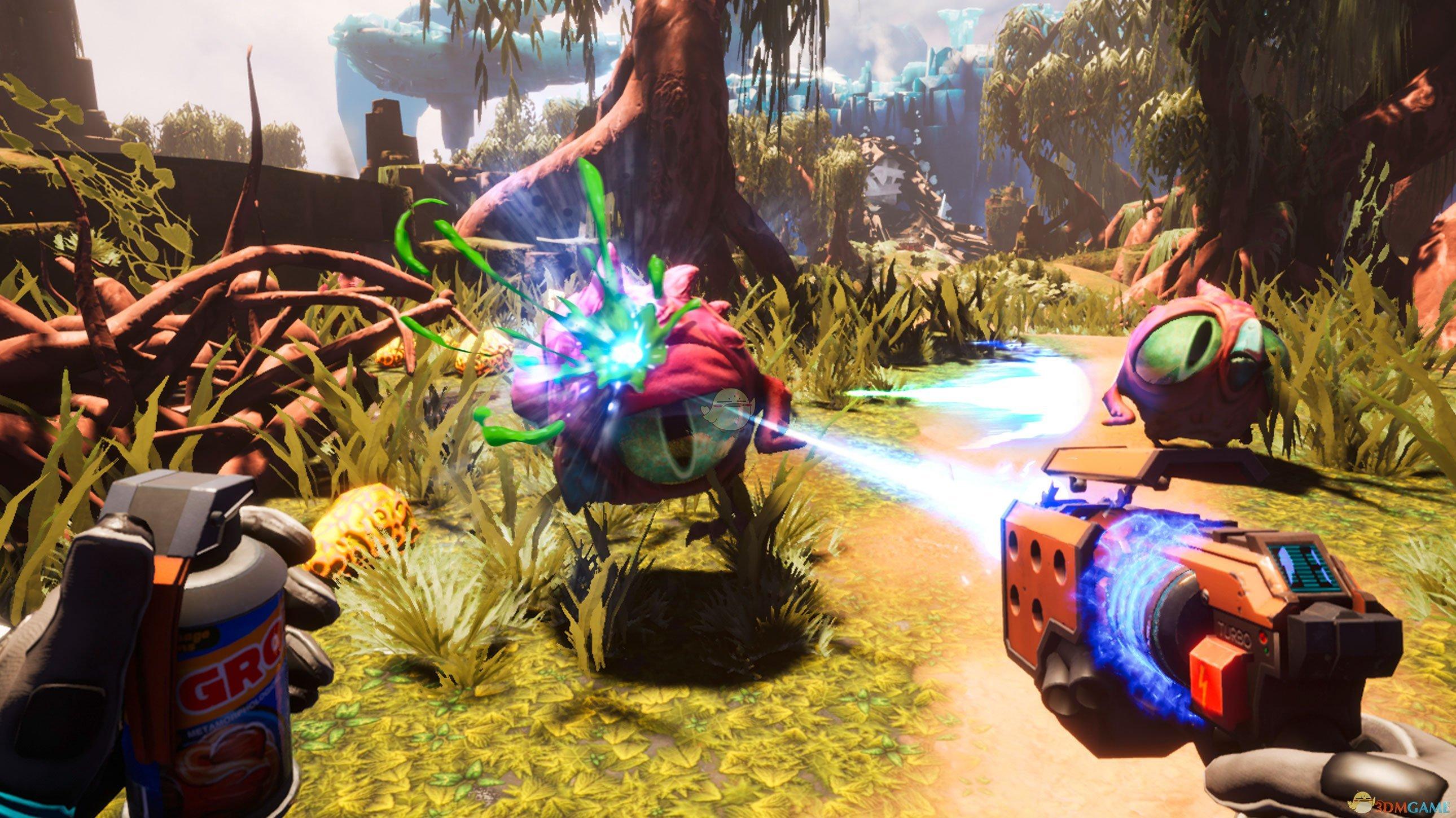 《野蛮星球之旅》游戏背景介绍