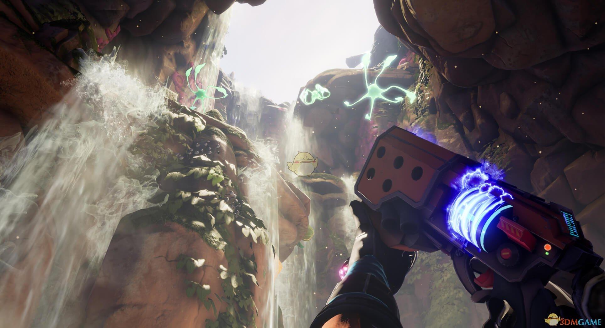 《野蛮星球之旅》游戏特色介绍