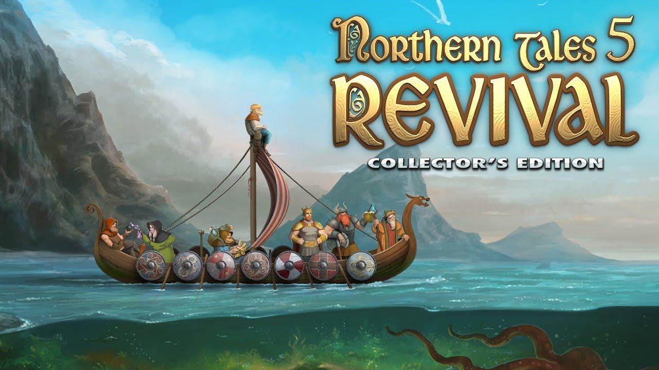 《北欧传奇5:复兴》英文免安装版