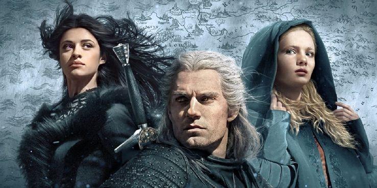 制片人谈:《巫师》电视剧为什么不对游戏进行改编