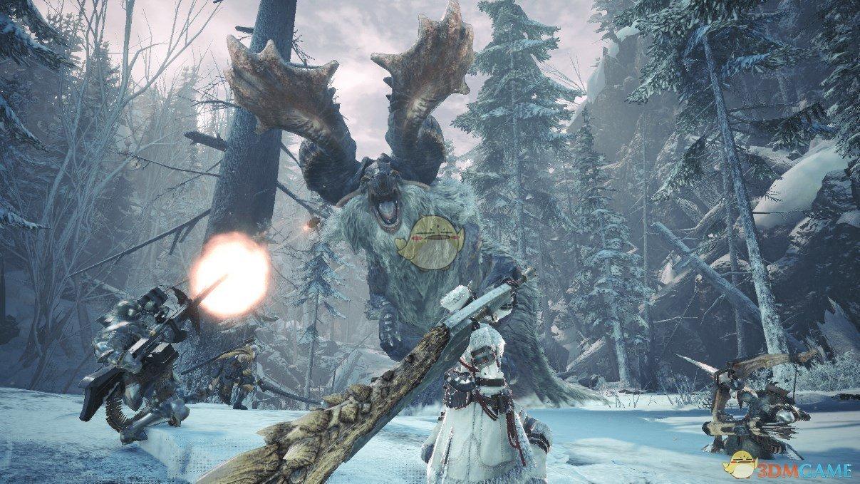 《怪物猎人:世界》冰原Fatalerror解决方法分享