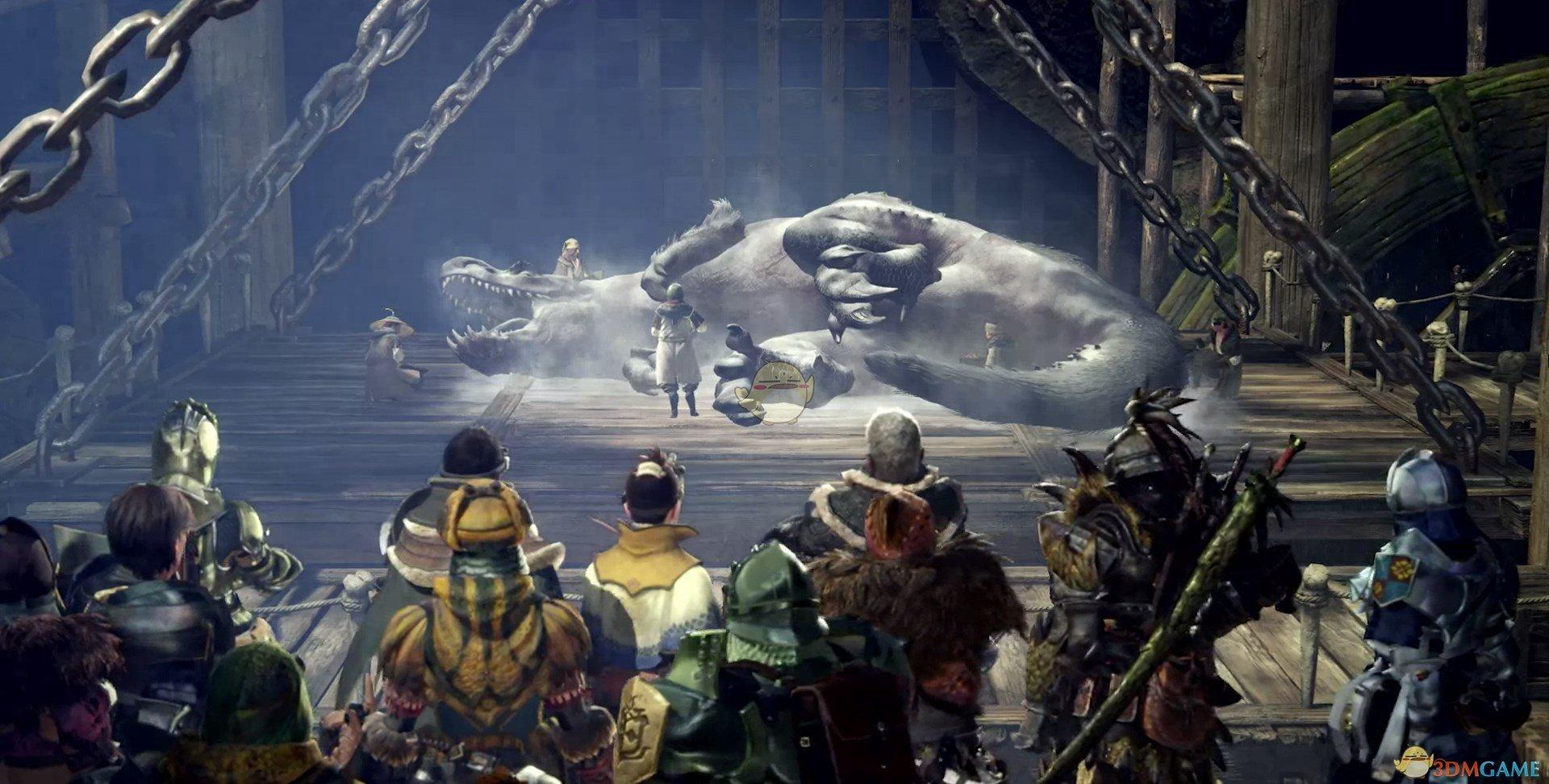 《怪物猎人:世界》冰原MOD全删除方法分享