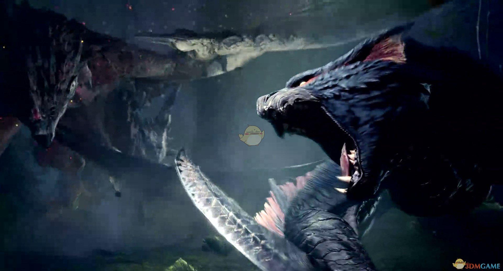 《怪物猎人:世界》冰原属性大剑现状介绍