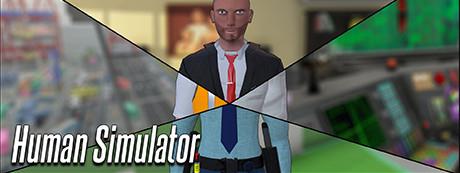 《拟人模拟器》英文免安装版
